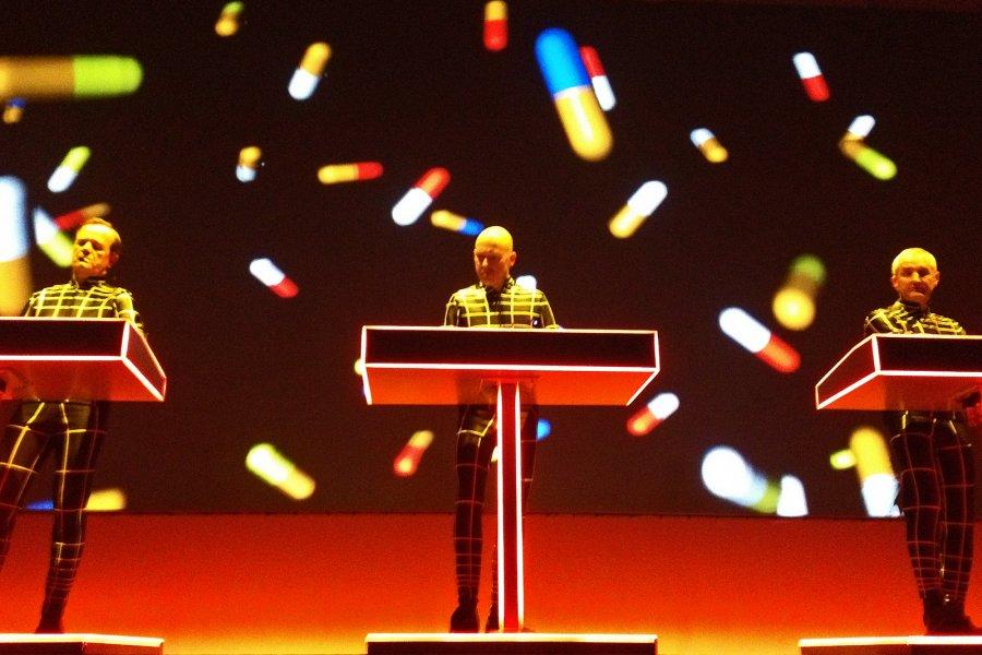 Kraftwerk predvedie na Bažant Pohode 2014 fascinujúcu 3D show