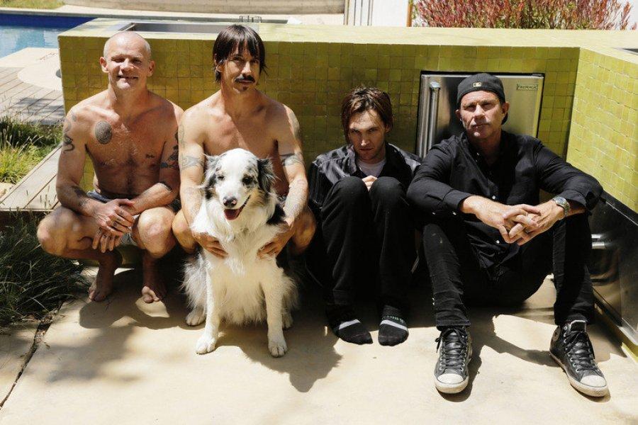 Red Hot Chili Peppers dnes vydali svoj jedenásty album The Getaway