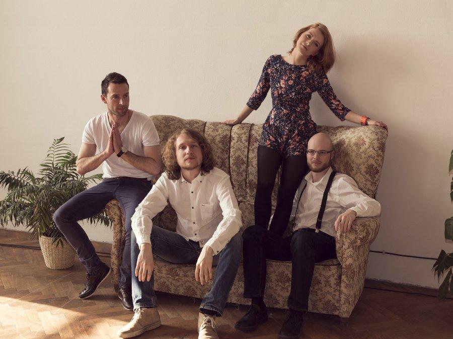 Nová slovenská hudba: kapela Mesial vydáva debutové EP Heron