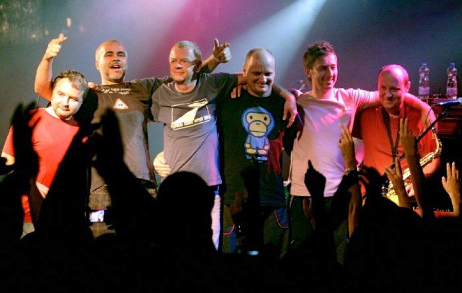 Mňága a Žďorp predstaví na koncerte v Bratislave piesne z chystaného albumu