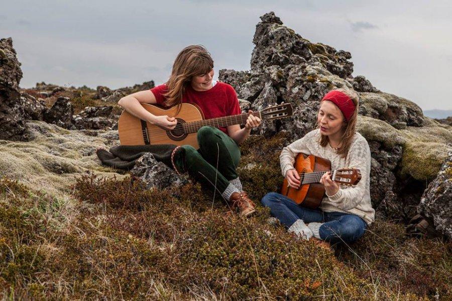 """""""Slováci sú našim najobľúbenejším publikom,""""hovoria islandské speváčky Ósk a Brynja"""