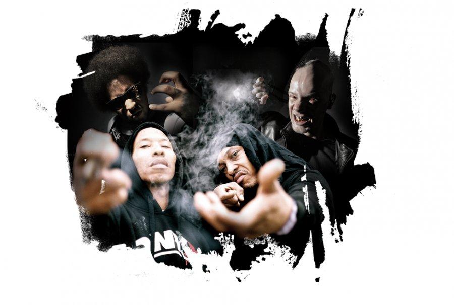 Na Uprising mieri nekompromisná spoločná show Onyx & Dope D.O.D.