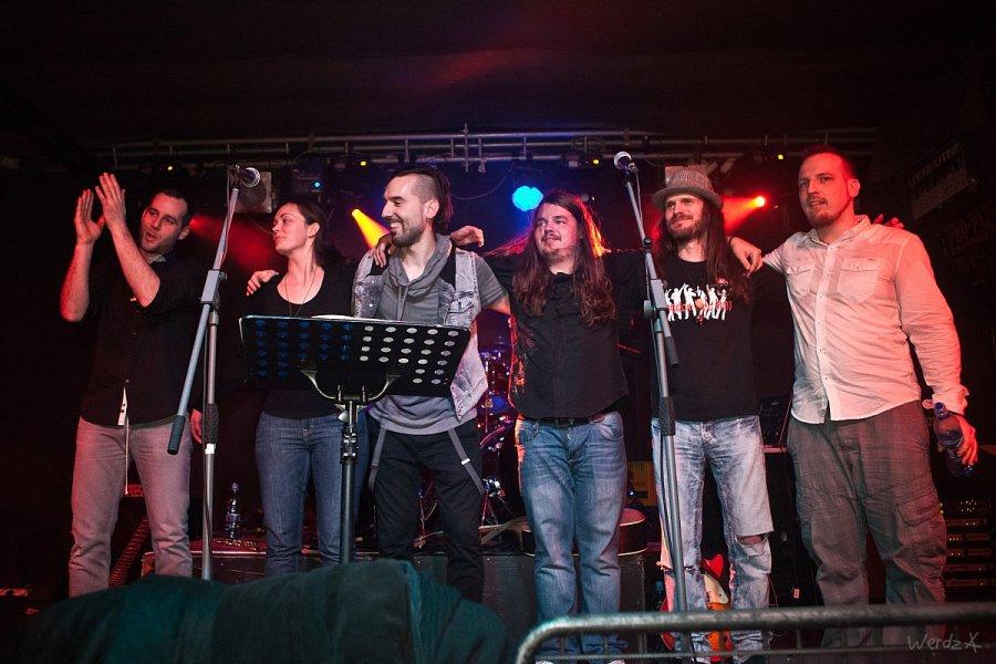 Slovenská progresívna rocková skupina Persona Grata vystupi 31 Januára  v banskobystrickom Klube 77