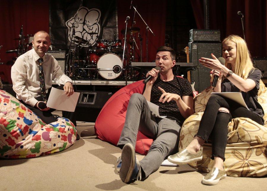 Pohoda deň na Rádiu_FM až v dvoch koncertných štúdiach