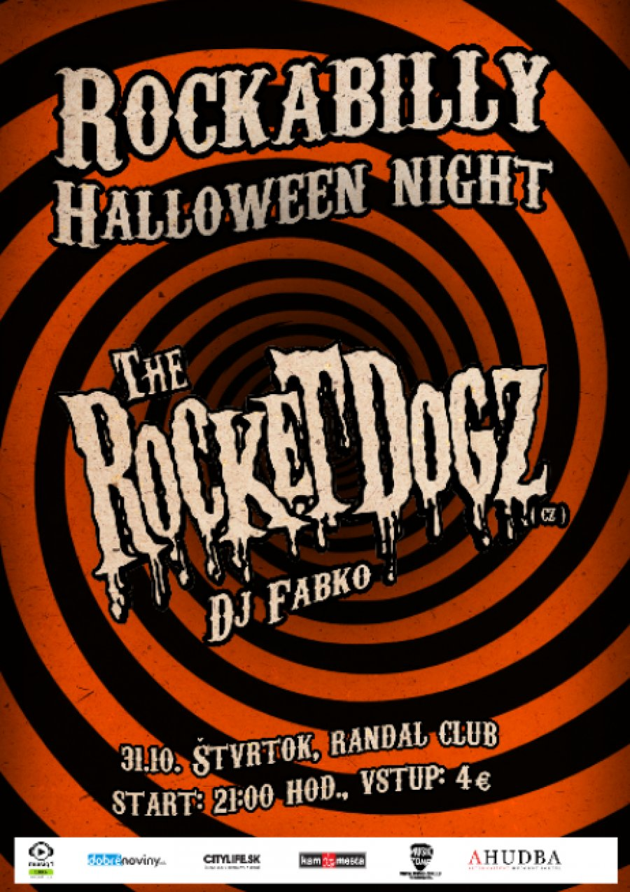 Rockabilly Halloween Night