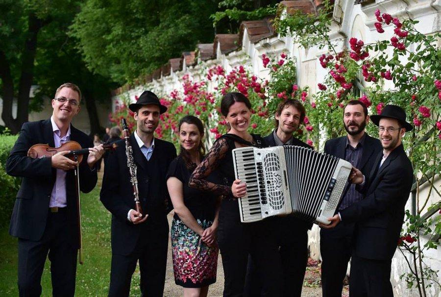 Preßburger Klezmer Band štartujú novú koncertnú sezónu