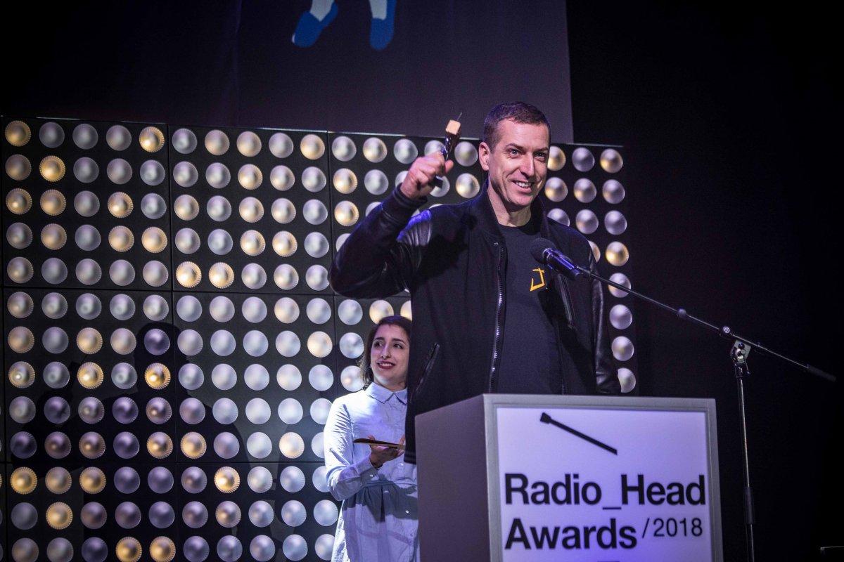 Hlasovanie v 1.kole Rádiohláv 2019 je spustené