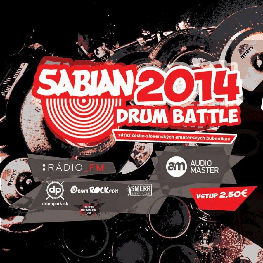 Žilinský Smerr Music Club zažije súboj bubeníkov Sabian Drum Battle