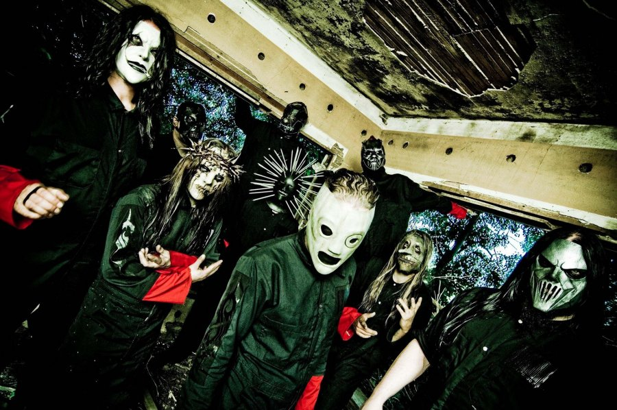 Vypočujte si prvú skladbu z nového albumu kapely Slipknot