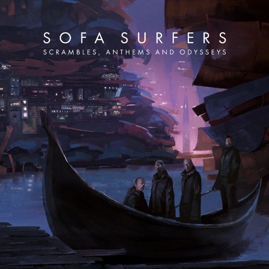 SÚŤAŽ: Vyhraj album a lístky na koncert Sofa Surfers + Fallgrapp