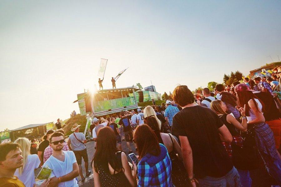 Festival Grape zmenil dodávateľa piva, nový hlavný partner je z Čiech
