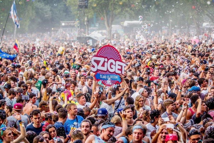 Festival Sziget zverejnil prvých 14 mien jubilejného ročníka