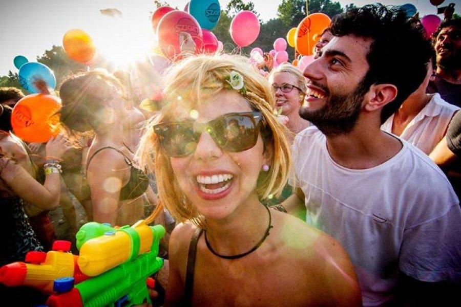 """Organizátori najlepšieho hudobného festivalu široko ďaleko hlásia : """"Týždenné pernamentky na Sziget festival sú od dnes vypredané!"""""""