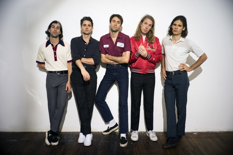 Grape festival dopĺňa line up o britskú trojku: The Vaccines, Tourist a Apre