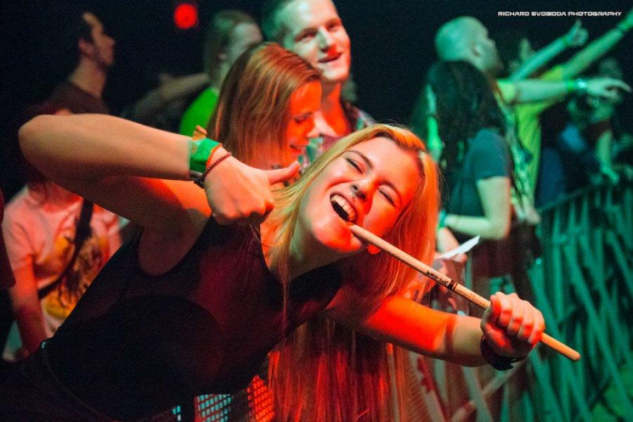 The Qemists predviedli Bratislave britskú hudobnú alchýmiu: Pozrite si atmosféru unikátnej drum & bassovej párty!  Soul For Show