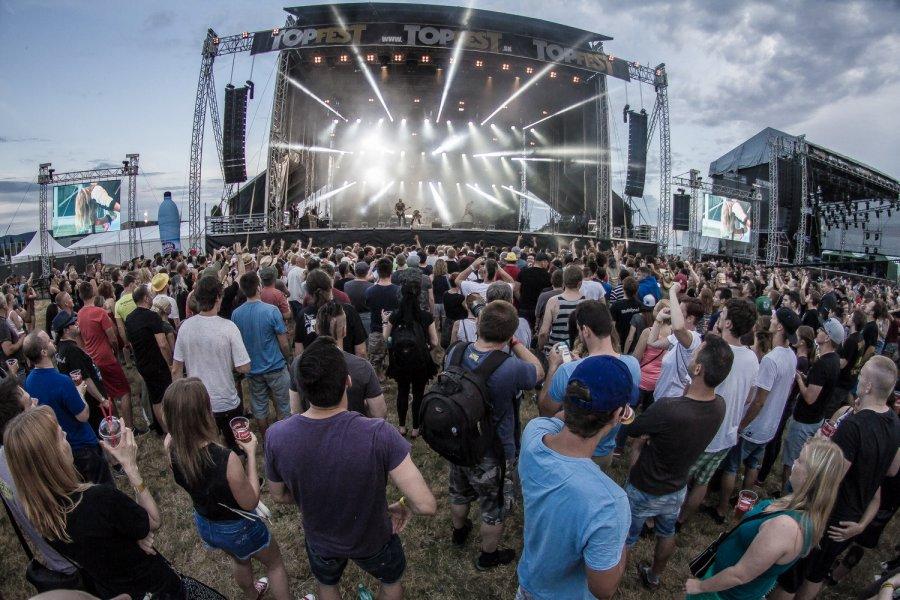 Dnes štartuje festival Topfest, všetky brány sa otvárajú o 09:00