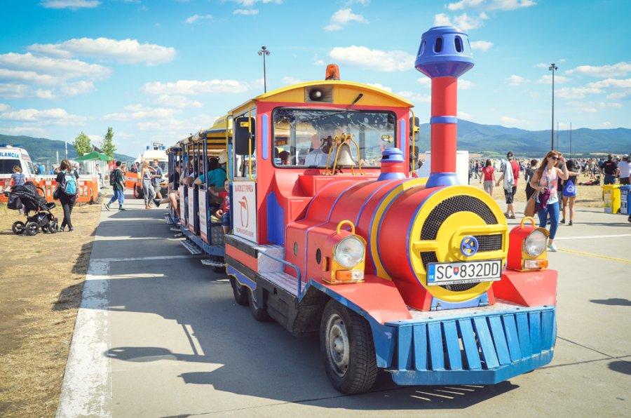 Vlakom je to pohoda, festival Pohoda vypraví aj tento rok špeciálne rýchliky