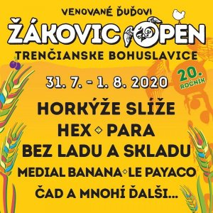Žákovic Open 2020